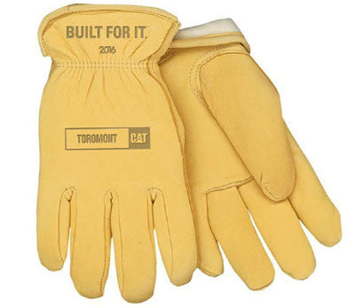 Toromont Thinsulated Deerskin Gloves
