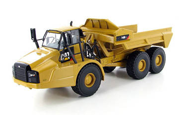 740B EJ Articulated Hauler/Dump Truck with Ejector Body (55500)