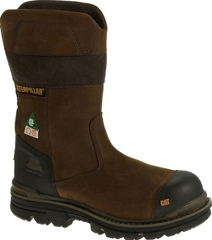 Bolted Wp Tx Ct CSA Dark Brown Steel Toe Boot (719371)