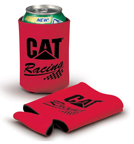 cat race koozie