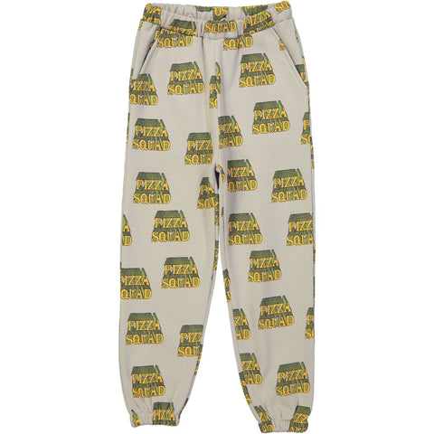80's Sweat Pants - Pizza Squad
