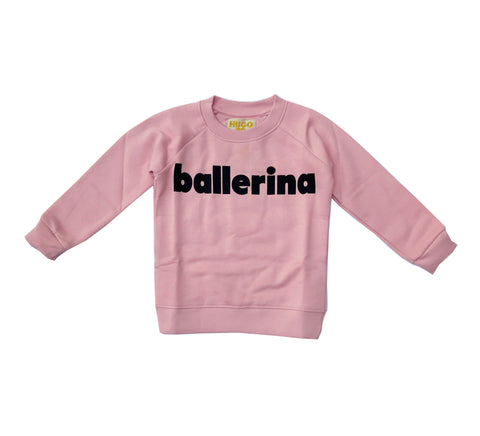 Ballerina Sweat Shirt