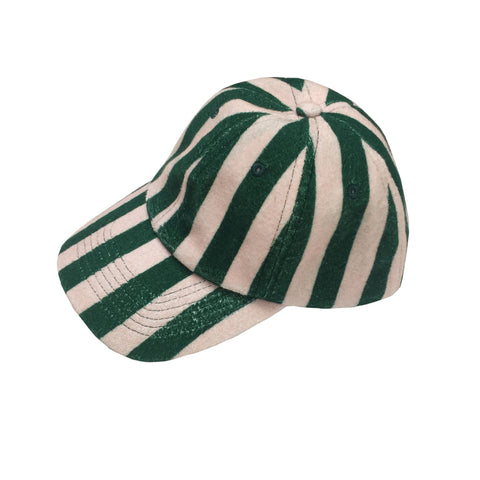 Terry Hat - Beverly Stripe