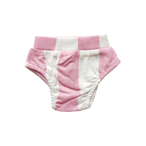 Bloomers - Pink Stripes
