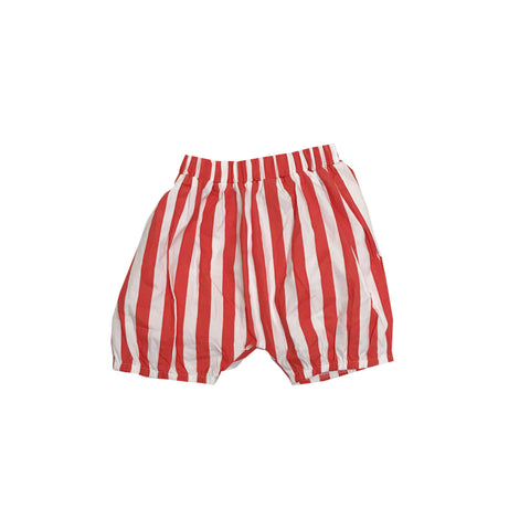 Bloomers - Red/White Stripe
