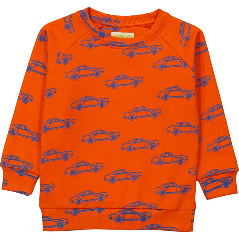 Sweatshirt- Cars