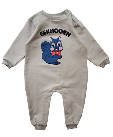 Sweat Shirt Romper - Eekhorn Chest