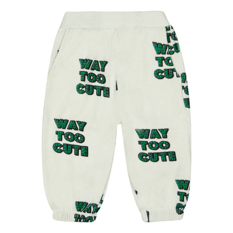 Terry 80's Sweat Pants - Way Too Cute