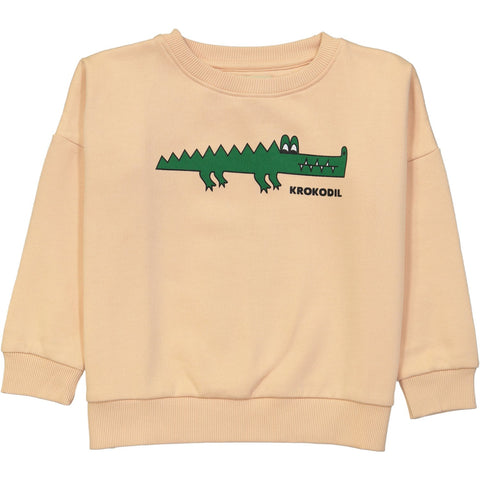 Wide Sweatshirt- Krocodil