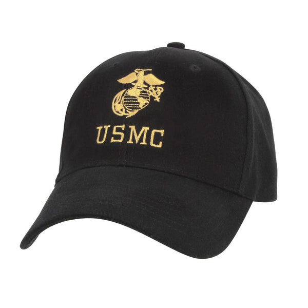 5327 USMC Low Profile With Globe & Anchor Insignia Cap