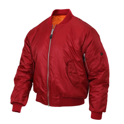 7474 MA-1 Flight Jacket.