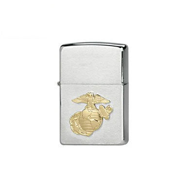4848 MILITARY CRESTS ZIPPO LIGHTER