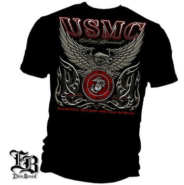 THM058 Elite Breed USMC Marine corps
