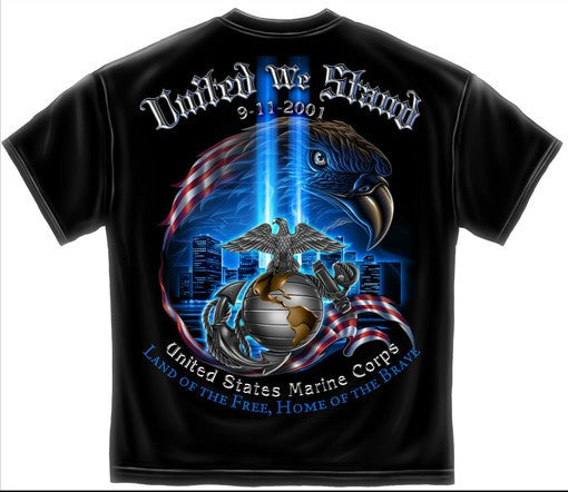 FF2067US UNITED WE STAND..US MARINE CORPS