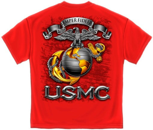 USMC Shirts and apparel