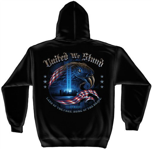 FF2067SW United We Stand (black) - Sgt. Mark's Depot Store