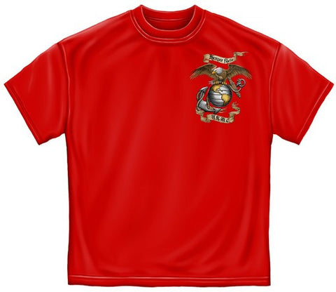 MM107R SEMPER FIDELIS (RED) - Sgt. Mark's Depot Store