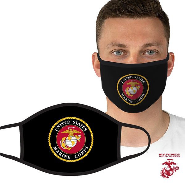 #USMC VETERAN FACE MASK