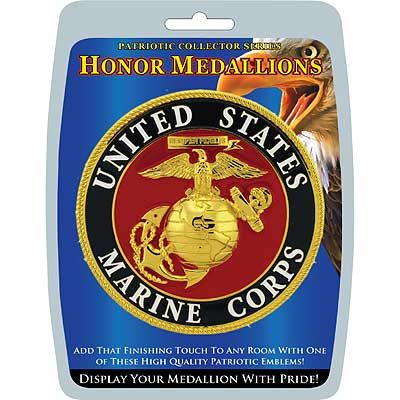 MD1001 MEDALLION-USMC
