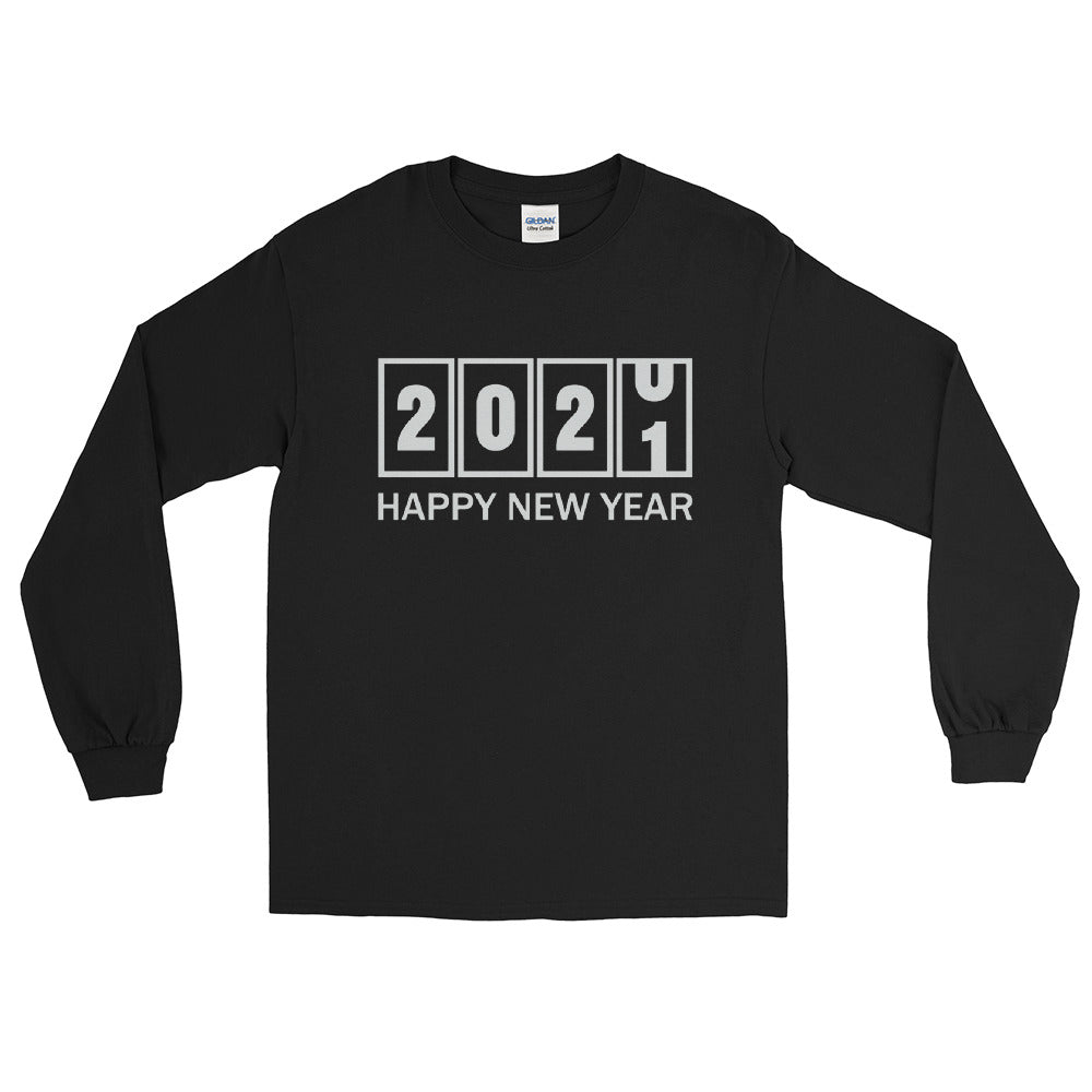 Happy New Year 2021 Long Sleeve Shirt