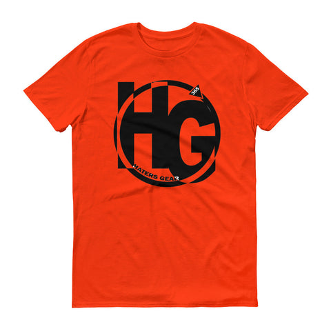 "Short sleeve t-shirt with ""HG"" LOGO"