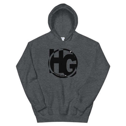 HG365 Unisex Hoodie (Heather Gray)