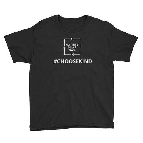 "Youth ""Choose Kind"" Short Sleeve T-Shirt"