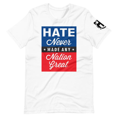 Anti-Hate Unisex T-Shirt