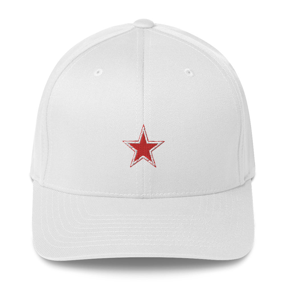 Superstar Structured Twill Cap