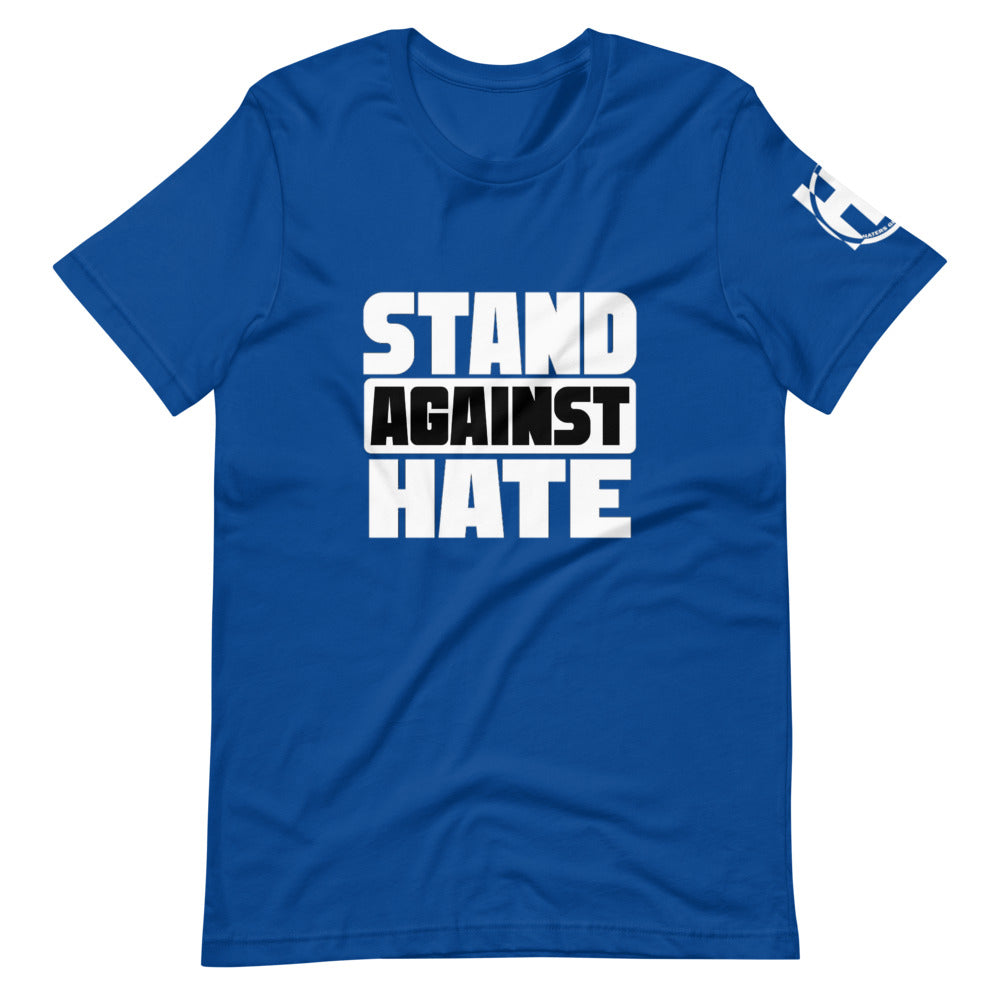 Stand Against Hate Unisex T-Shirt