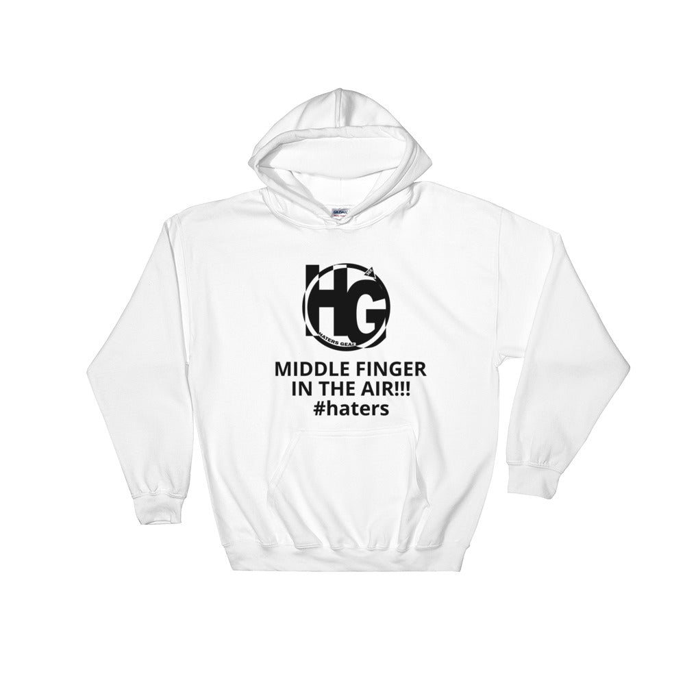 "Hooded Sweatshirt ""HG EXPLICIT"""