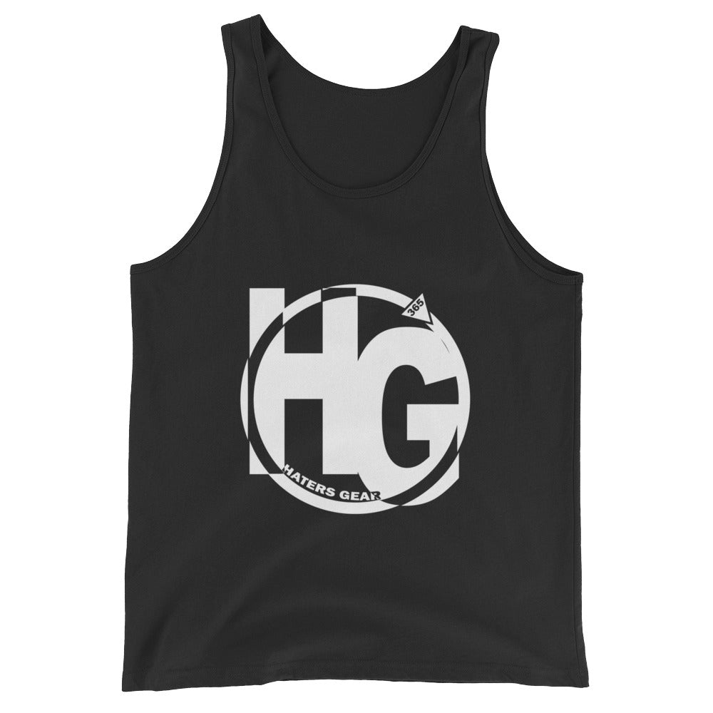 HG Unisex Jersey Tank with Tear Away Label