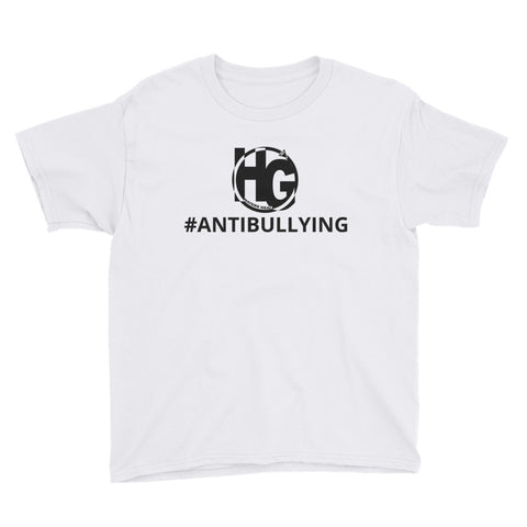 Youth Anti-bullying  Short Sleeve T-Shirt