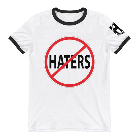 ANTI HATERS Ringer T-Shirt