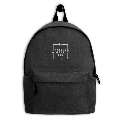 HG Embroidered Backpack