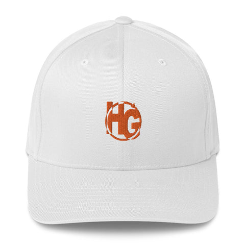 HG Closed Back Structured Twill Cap
