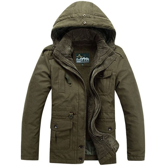 High Quality Military Style Winter Jacket