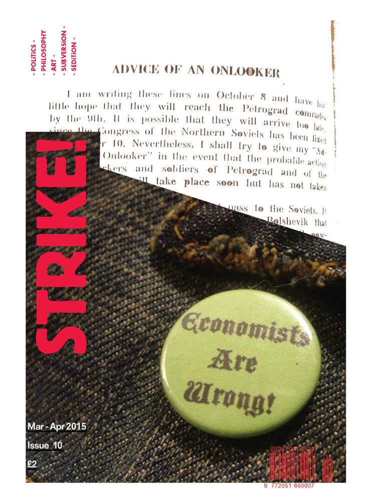 STRIKE! Issue 10