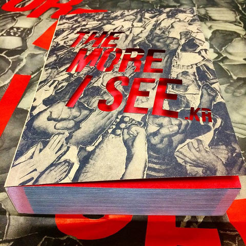 """JUYOUNG LEE - """"The More I See"""" Photo Book & Poster"""
