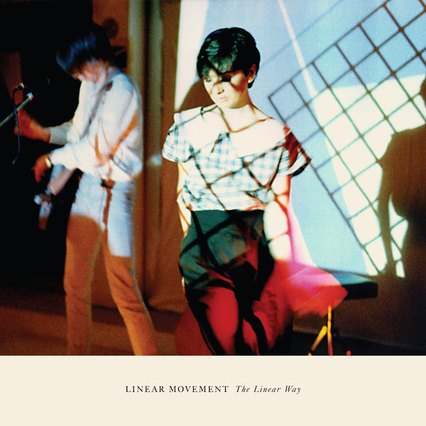 LINEAR MOVEMENT - The Linear Way LP