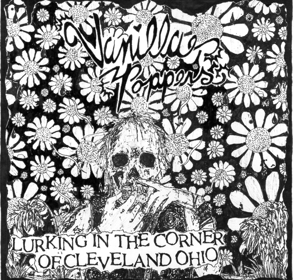 VANILLA POPPERS - Lurking in the Corner of Cleveland Ohio 7""