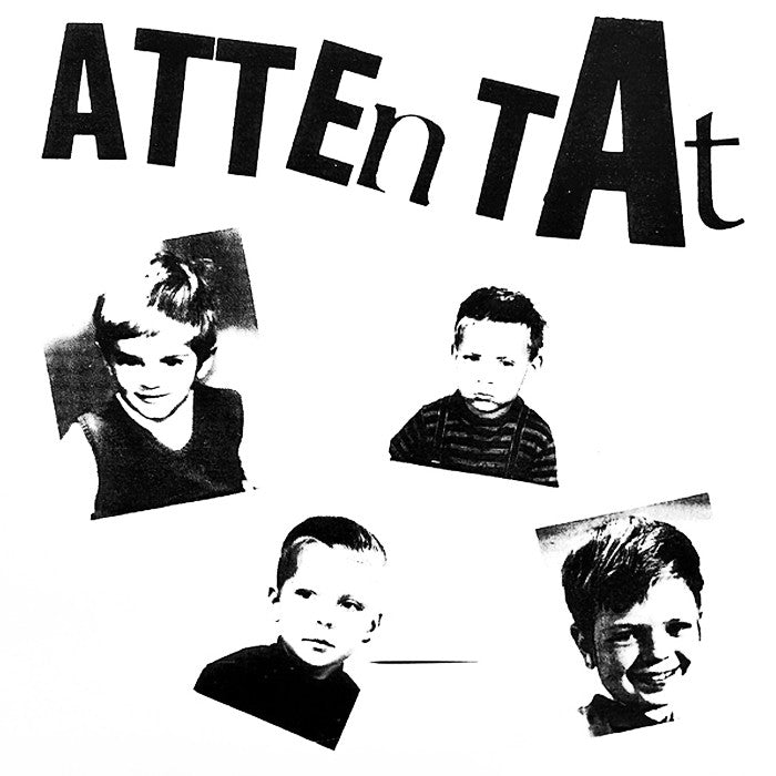 ATTENTAT - Ge Fan I Mej 7""