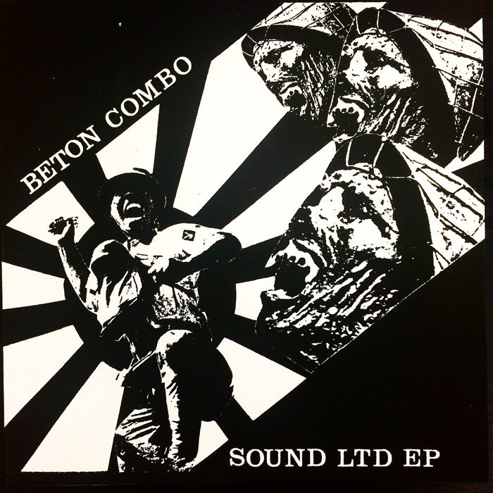 BETON COMBO - Sound LTD 7""