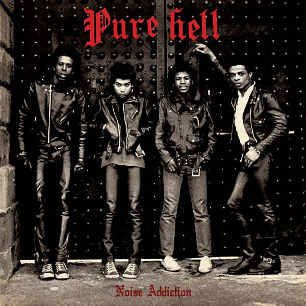 PURE HELL - Noise Addiciton LP