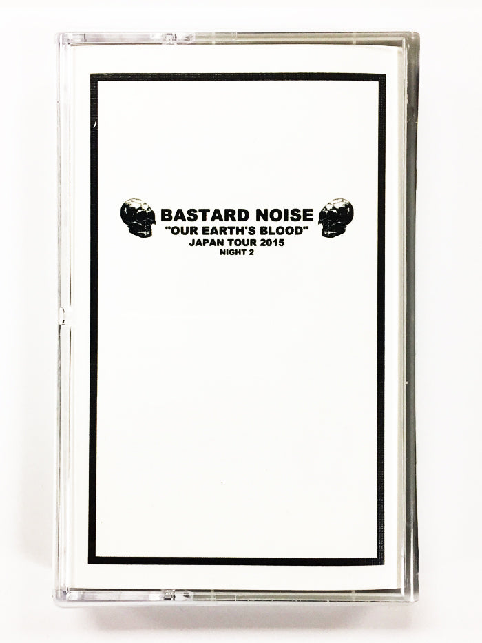 "BASTARD NOISE - ""Our Earth's Blood"" Japan Tour 2015, Night 2 CS"