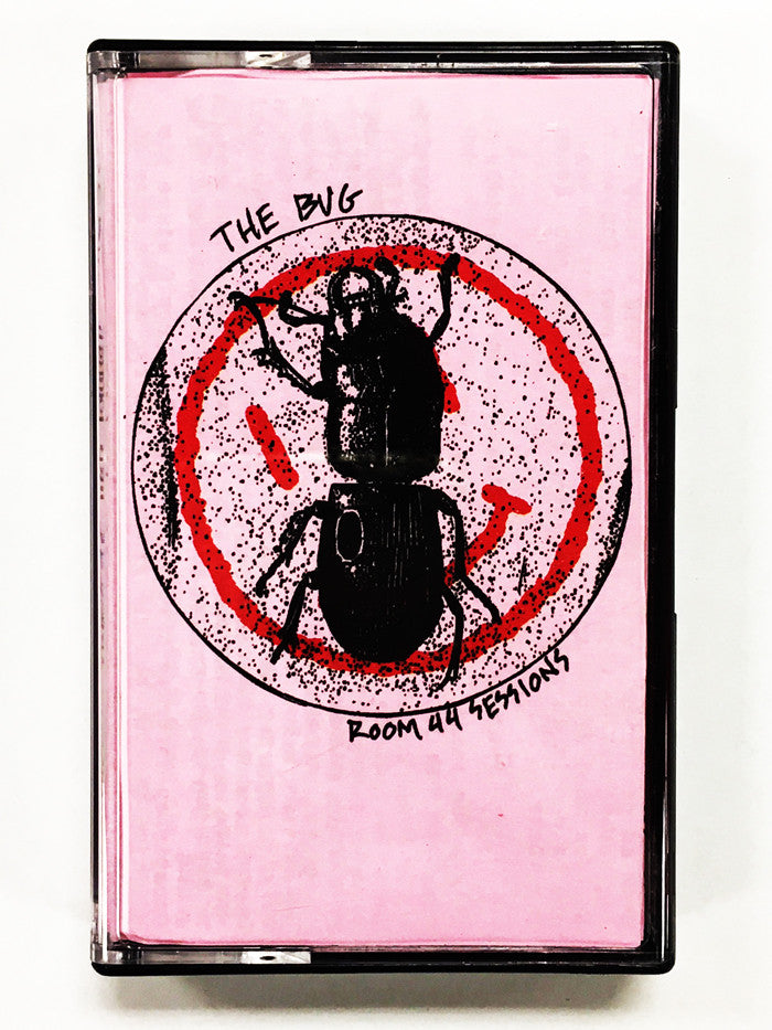 "THE BUG - ""Room 44"" Sessions Cassette"