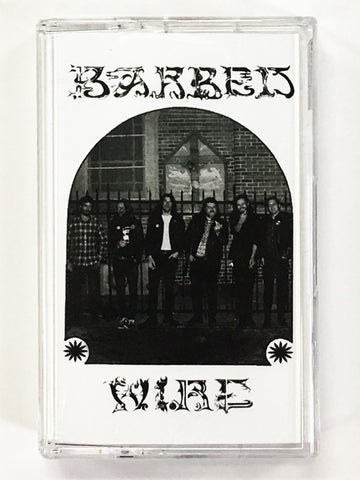 BARBED WIRE - Just For The Hell Of It Cassette