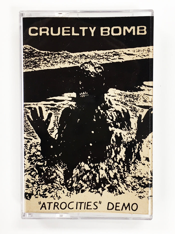 CRUELTY BOMB - Atrocities Demo CS