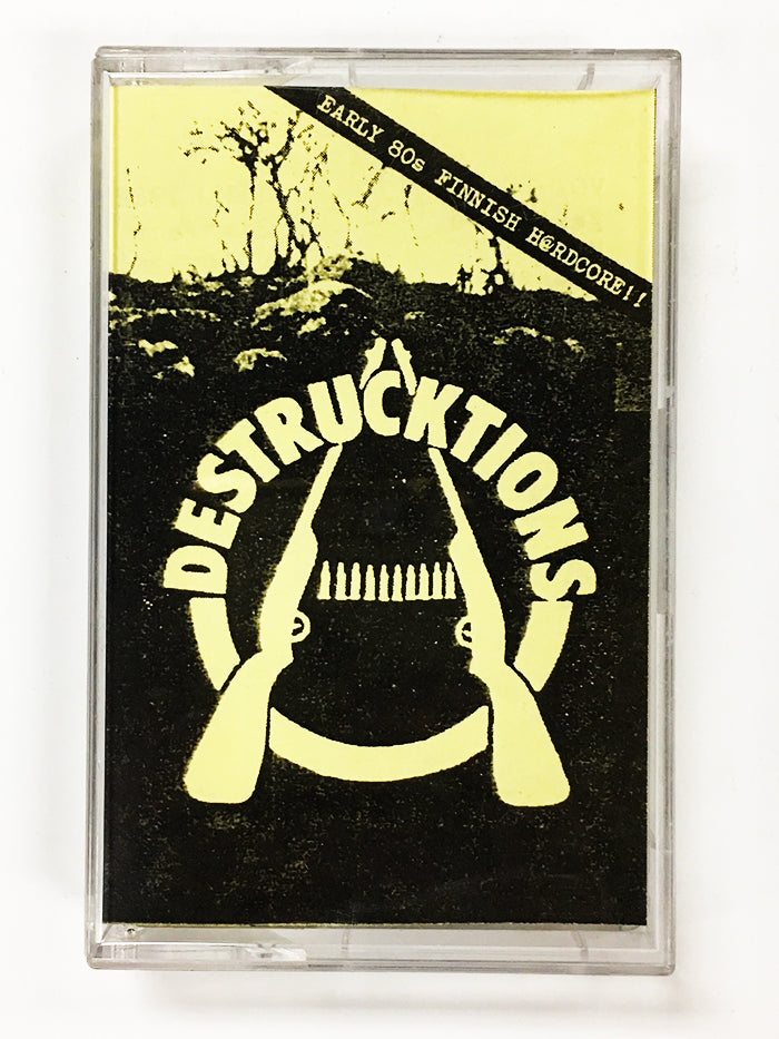 DESTRUCKTIONS - Complete Destrucktions ('82-'84) CS