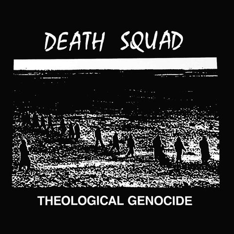 DEATH SQUAD - Theological Genocide 2xLP